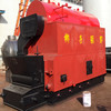 Greenhouse Used Wood Pellet boiler for Heating and Hot Water