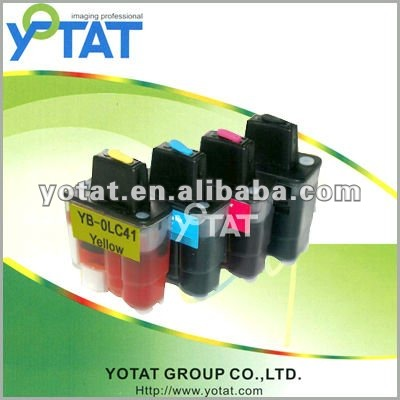 LC09/ LC41/ LC47/ LC900/ LC950 Refillable ink cartridge