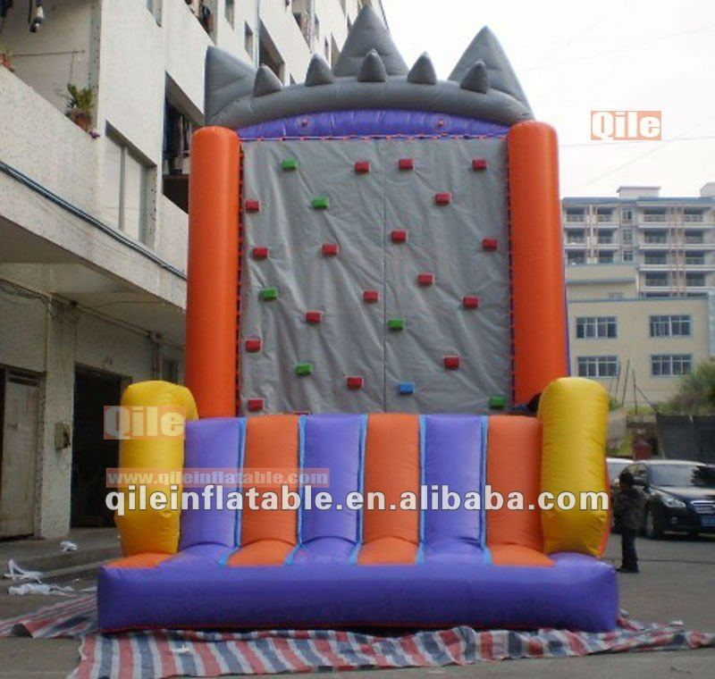 Rock climbing games/New design Inflatable sport games/Hot sale Inflatable sport games