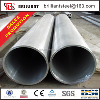 iron and steel 400mm diameter cement lined steel pipes price list
