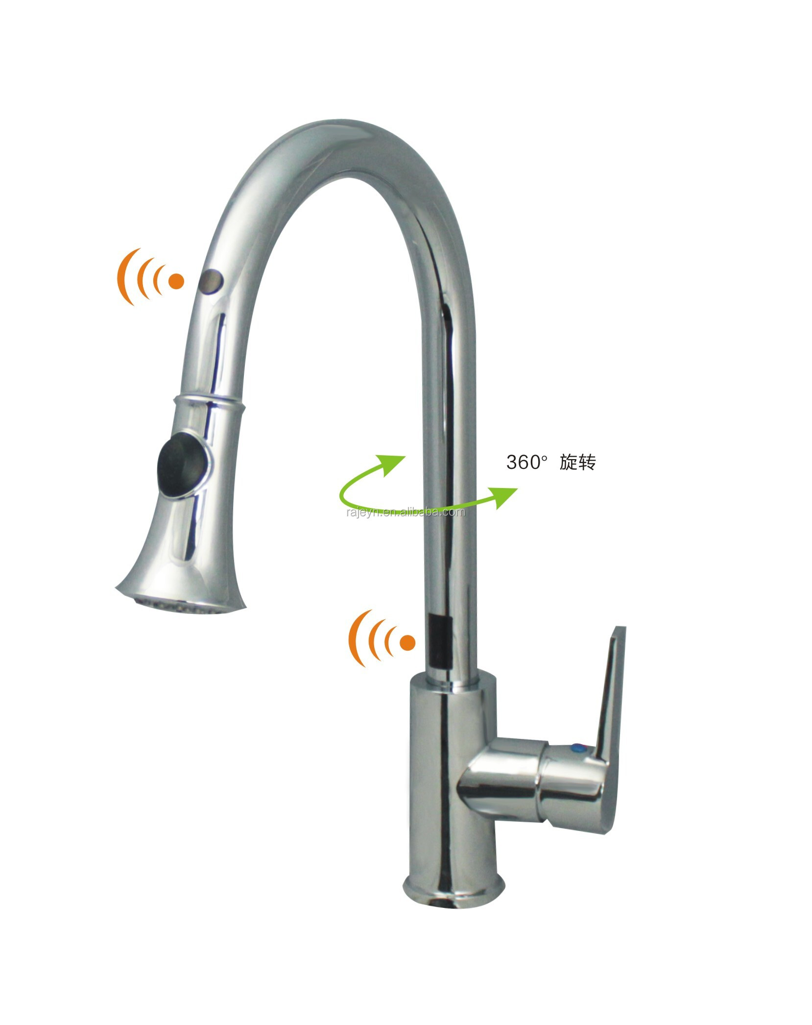 cupc touchless sensor kitchen faucet buy sensor kitchen motionsense kitchen faucet by moen touchless at faucet