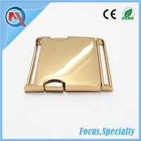 2015 High Quality Gold Metal Quick Side Release Buckle