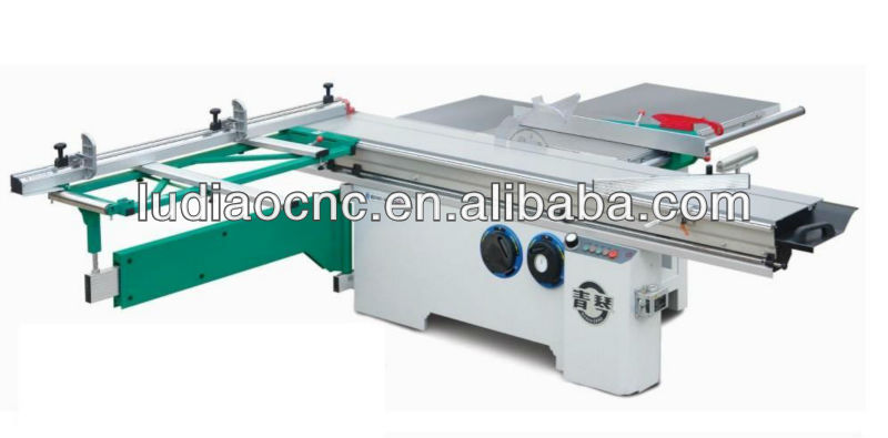 qingdao city precision panel saw woodworking machine