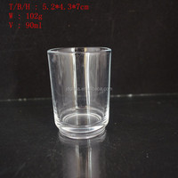 wholesale ice mount short glass, whiskey glass with high quality