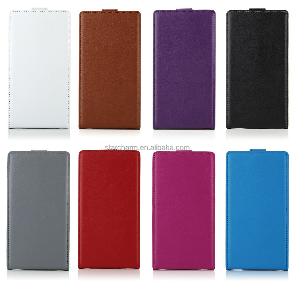 Mobile phone accessories real flip leather case for Xiaomi mi3,Alibaba china