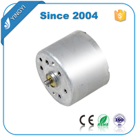 Small electric dc motor 6v dc motor carbon brush