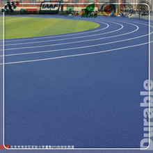 IAAF Approved Tartan 400 Meter Standard Running Tracks For competition