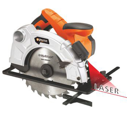 1200w 185mm Electric Circular Saw Wood Cutting Saw VPCS1001