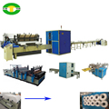 1575 small toilet paper making machine production line