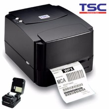 Cheap Direct thermal transfer Label TSC 244 Printer barcode printer