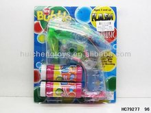 LED flashing musical bubble bubble water toys with cheap price
