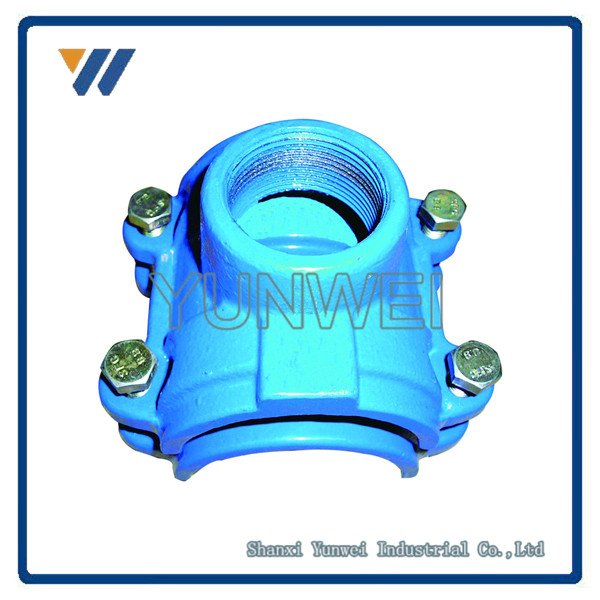 Hot Sale Standard Foundry Supply High Quality Galvanized Round Metal Pipe Clamp
