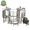 304 3mm Thickness Stainless Steel Beer Making Kits Microbrewery Equipment for Sale Beer Equipment