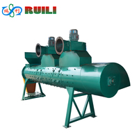 PET bottle plastic lable remover crusher washer and dryer recycling line