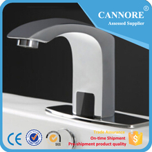 Automatic Sensor Hot Cold Water Bathroom Basin Mixer Faucet