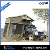 Ripstop canvas camo hunting blind tent