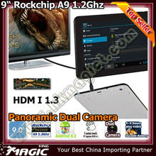 Best&new rockchip rk2928 A9 video call android tablet pc