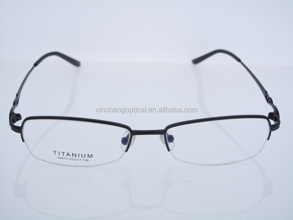 Eyeglass Frames You s : 2016 Fashion Stepper Titanium Eyeglass Frames(s2673c2-4 ...