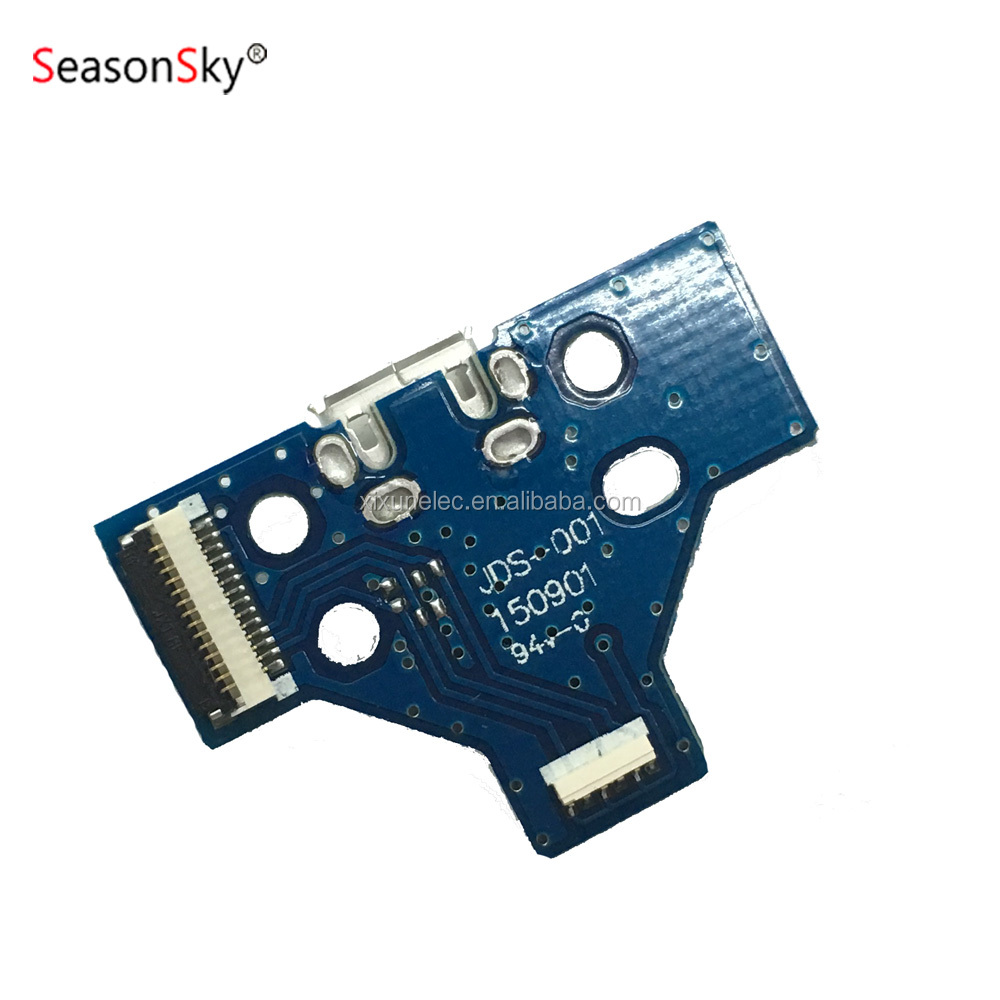USB Connector Power Circuit Board JDS-001 14pin for PS4