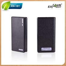 new design mini suitcase power bank 12000mAh external power bank