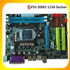 Original Intel P55 Motherboard LGA 1156 socket with high quality for asus motherboard desktop