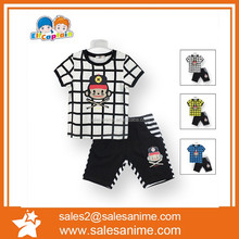 2015 brand latest Elf captain shirt boy children summer cotton clothes pictures on wholesle
