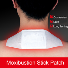 Chinese Traditional Medicine Herbal Pain Relief Moxibustion Patch Disposable Moxa Heat Pack
