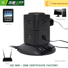 240 Volts desktop power sockets,desk outlet,extension socket USA