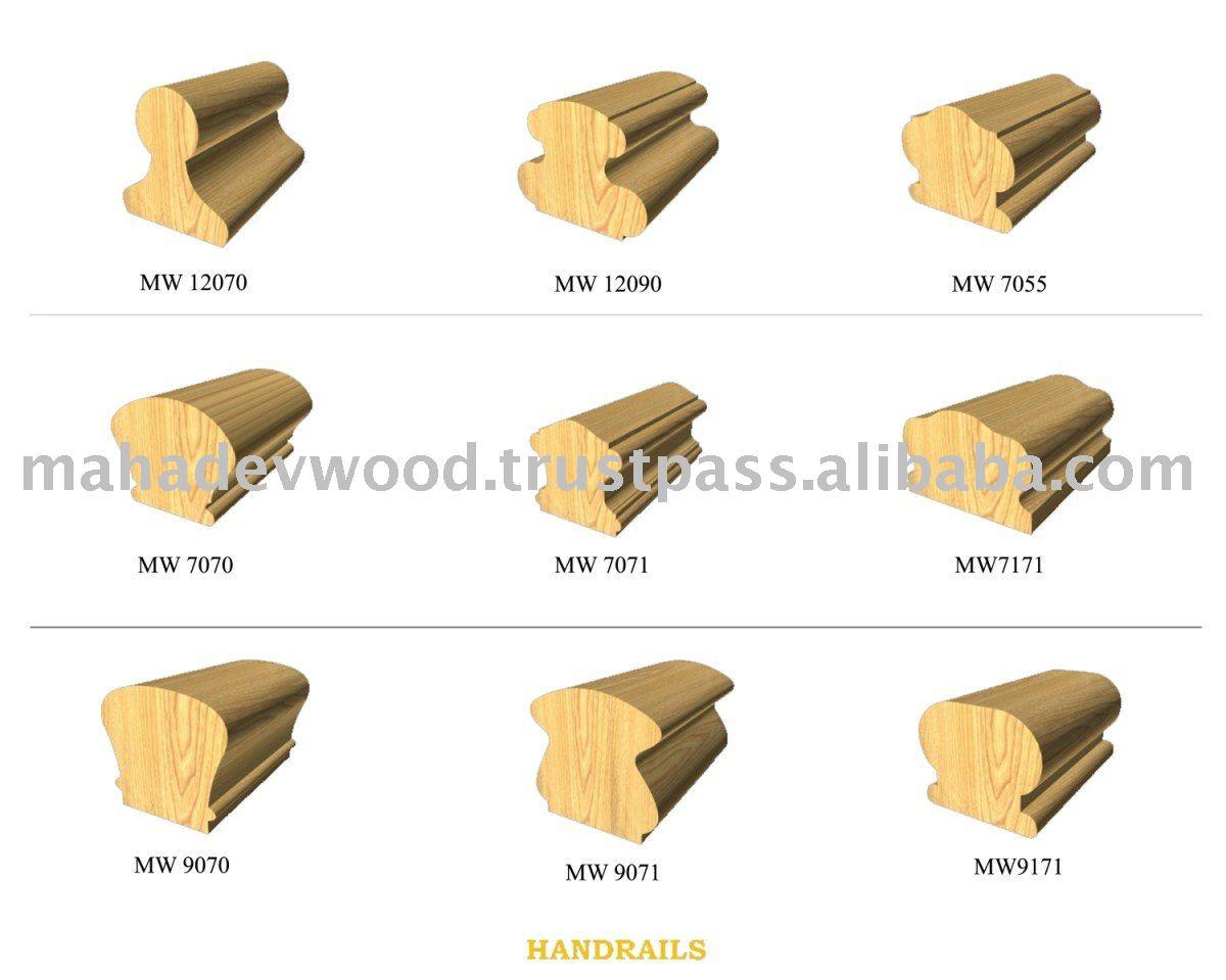 el mejor precio de madera pasamanos de escaleras de madera buy product on alibabacom