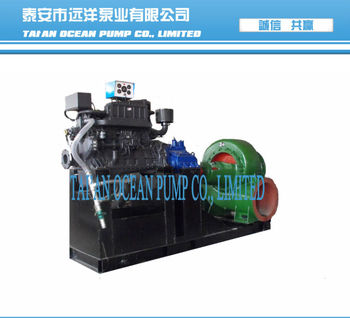 Diesel Engine Agriculture Use Water Pump for Farm Irrigation
