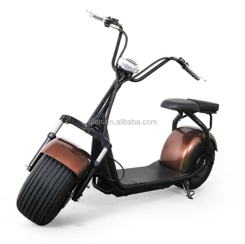 2017 New Electric Motorcle Harley Two Wheel Vehicle Smart Electric Off Road Scooter