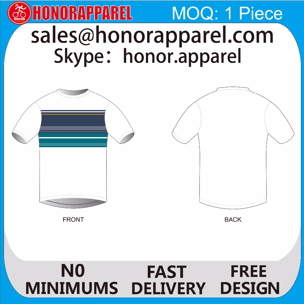High Quality Custom Running Shirt Trial Running t Shirt 100% Polyester