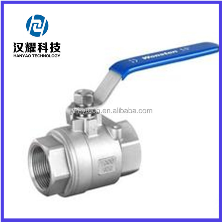 Two way motorized ball valve DN15