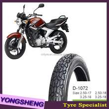 high quality qingdao motorcycle tubeless tyre 90/90-12