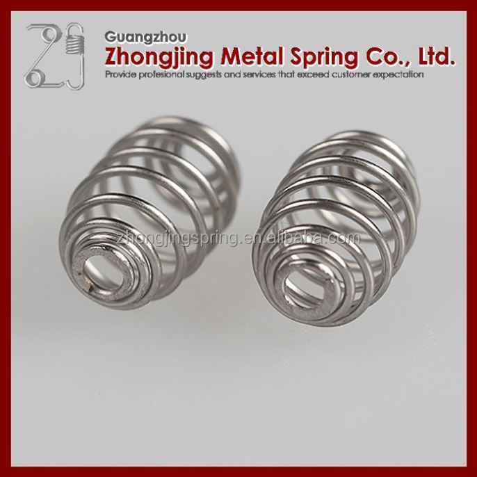 Nickel Plated Compress Coil Spring