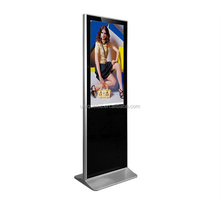 Free Standing 65inch Android Lcd Ads Display Multi Touch