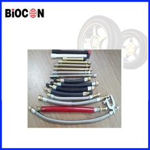 valve extension Stainless Steel Braided Flexible Rubber Valve Extensions