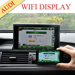 auto multifunction video interface unlock the original dvd ,gps ,digital with with New Mirroring Feature