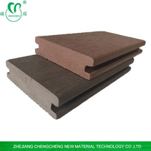 Fire-proof wood plastic composite board waterproof laminate flooring for outdoor wood plastic composite decking