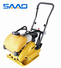 Hand starting mode 20KN forward walking plate compactor with Honda engine(SPB-20)