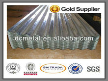 corrugated aluminum sheet metal//not copper concentrate/thick aluminum zinc roofing sheet