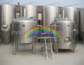 30 bbl beer brewing equipment brewing kettle with direct for Craft kettle brewing equipment