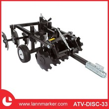 Agricultural Machinery Garden Tractors Disc Harrow
