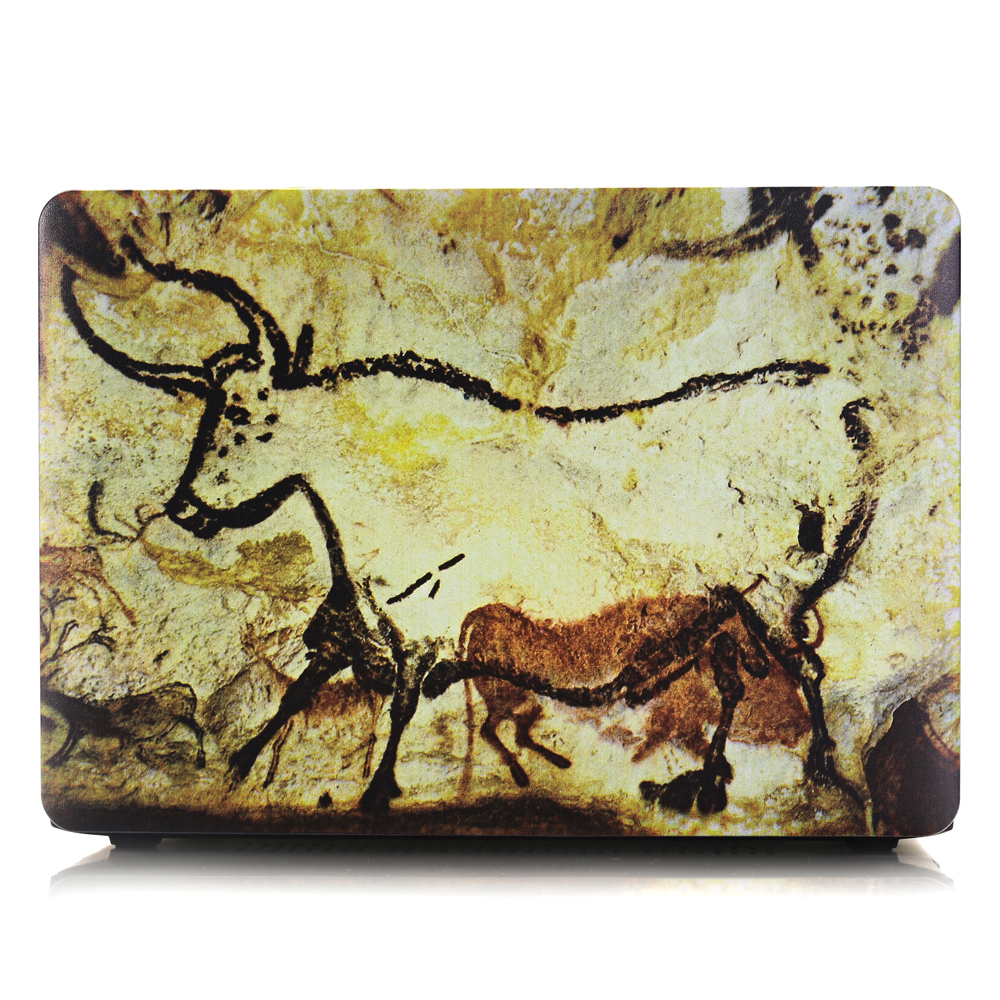artist hard plastic case cover for macbook laptop
