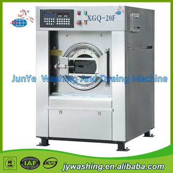 Fully-Automatic Frequency Control Industrial Laundry Washer Extractor for Hotel and Hospital