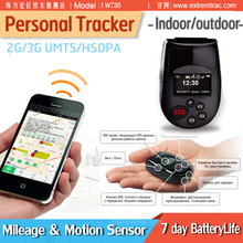 Smart Personal GPS Locator GPS tracker SOS Cell Phone Call Free Tracking Software
