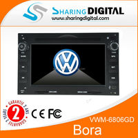 VWM-6806GD with Chipset:SIRF STAR III For Volkswagen VW BORA