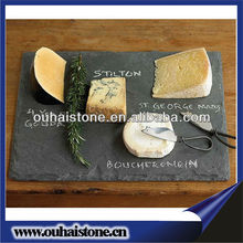 Hot sale restaurant slate stone serving sushi tray