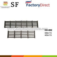 Wrought Iron Stove Grate