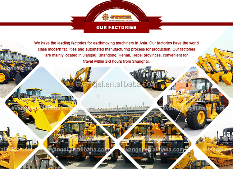 Wheel loader/bulldozer/excavator spare parts